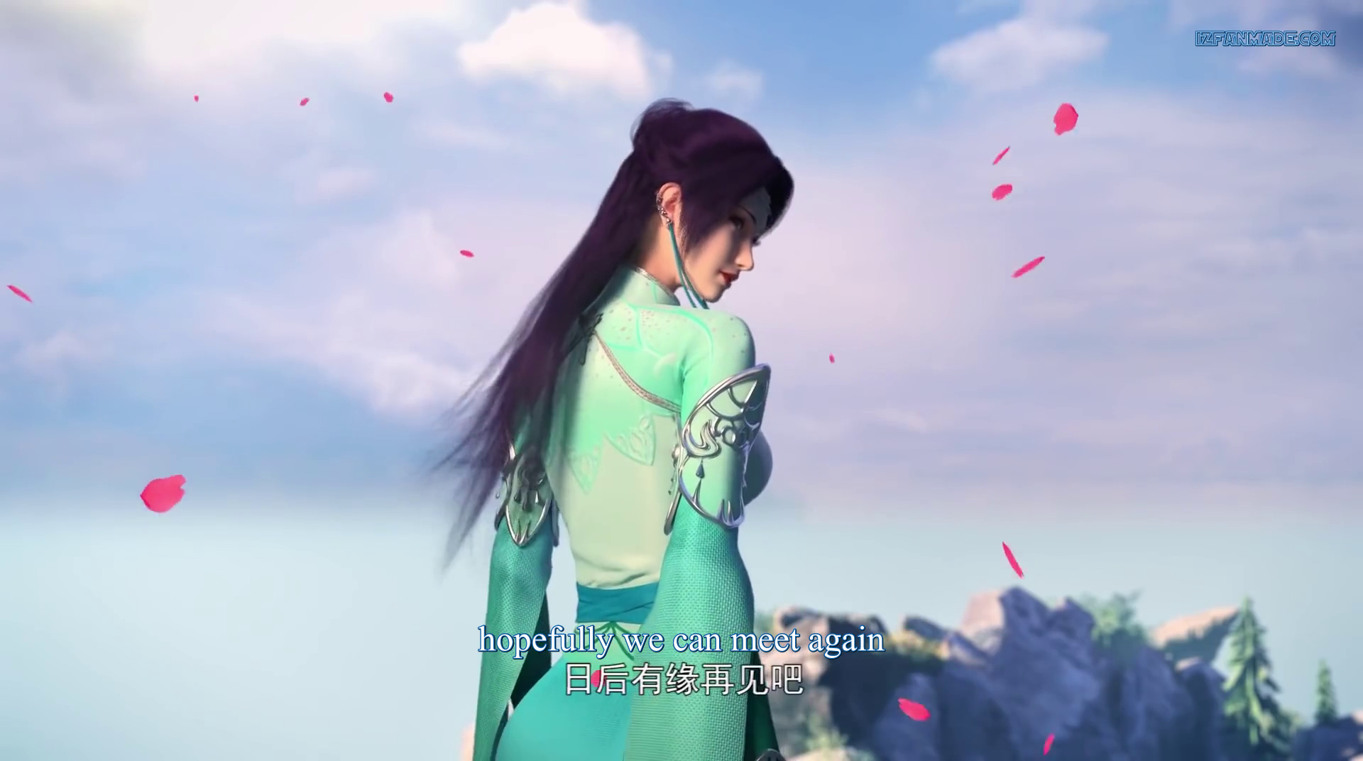 Fights Break Sphere Battle Through The Heavens chinese