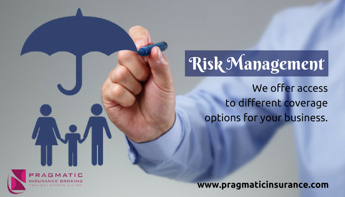 RiskManagement offer access to different coverage
