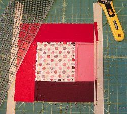 Squaring Quilt Blocks with Masking Tape Guidelines | Quilt, Tape ... : guidelines for quilting - Adamdwight.com