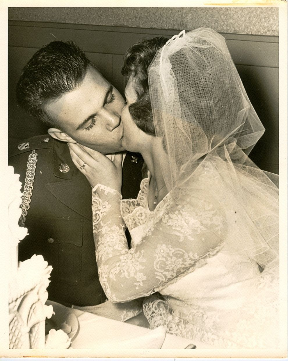 adorable real vintage wedding photos from the us vintage
