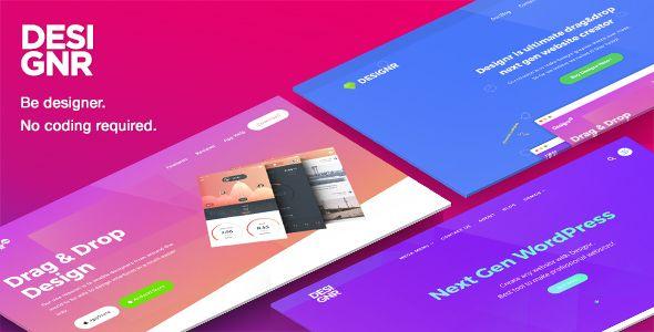 Designr - Ultimate Multi-Purpose Responsive Theme