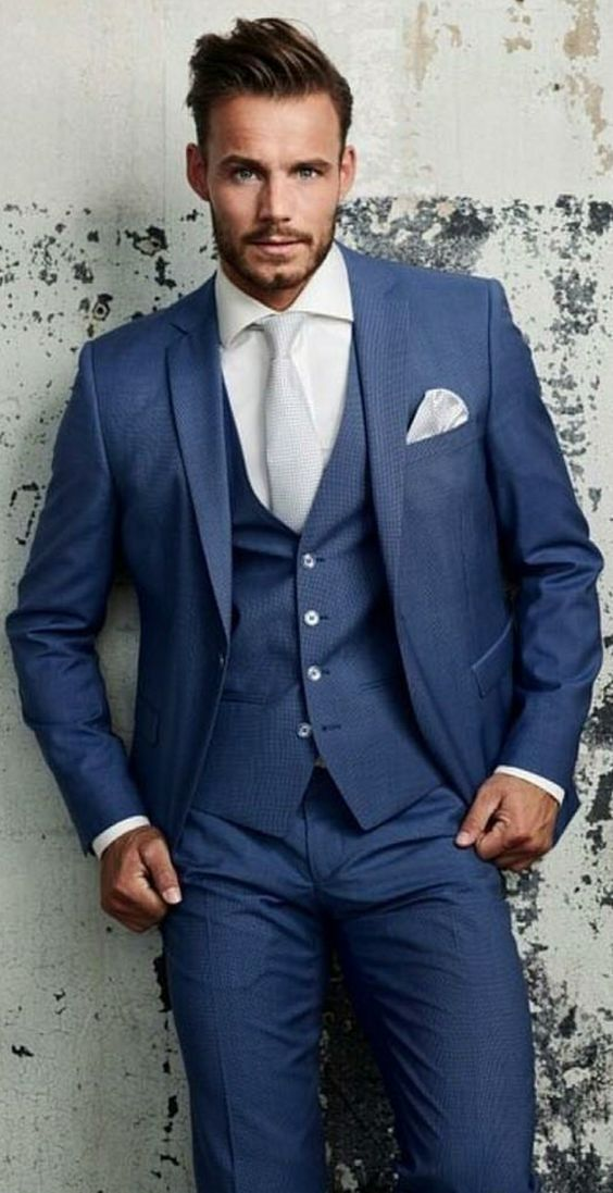 Blue Suit Collection #men'ssuits