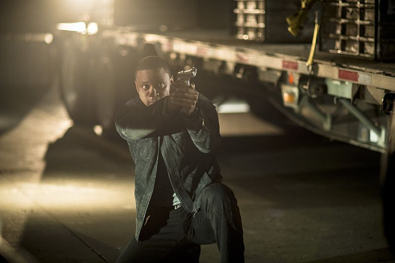 "Arrow - Diggle ""Left Behind"" #3.10 #Season3"