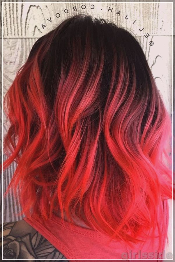 Photo of +51 Amazing Colorful Hairstyles