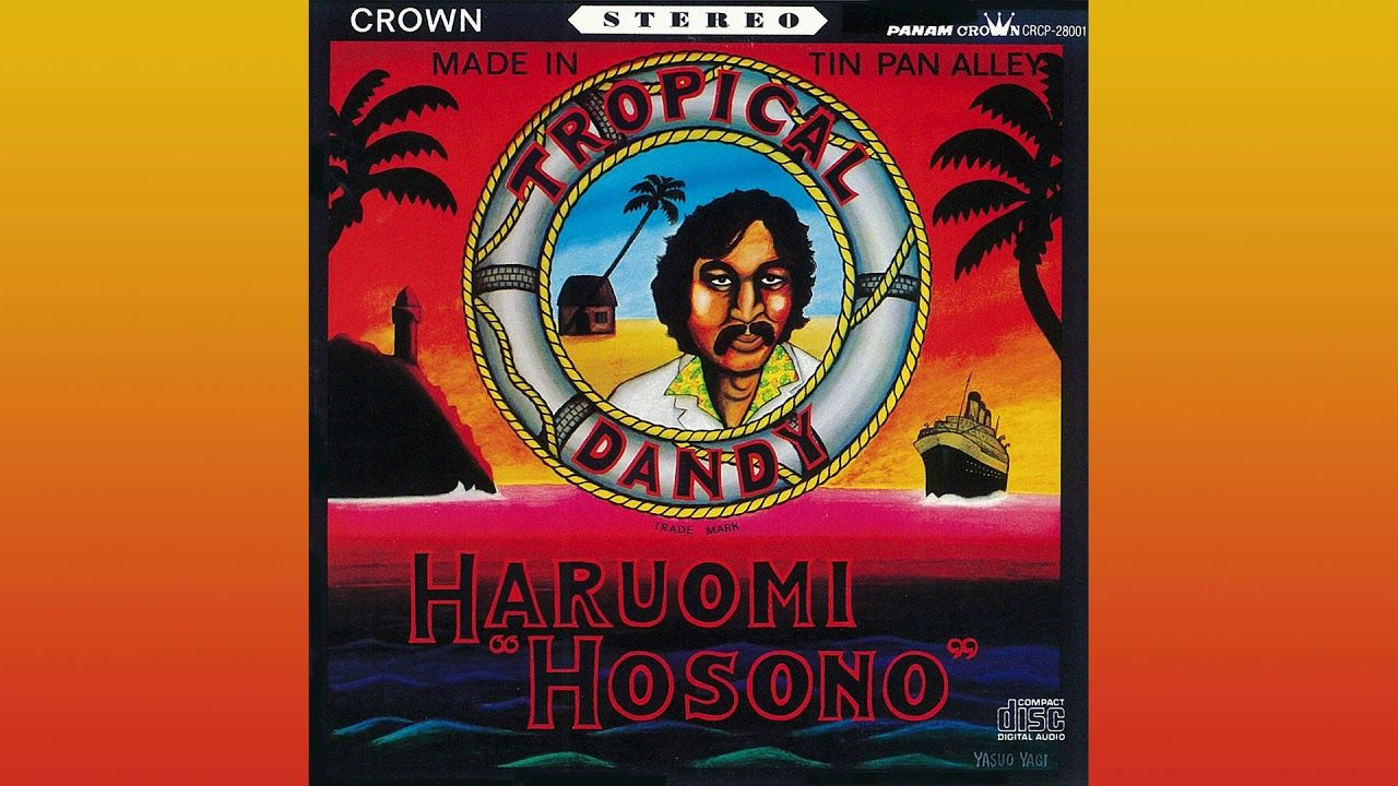 Haruomi Hosono Tropical Dandy Full Album Dandy Album Tropical