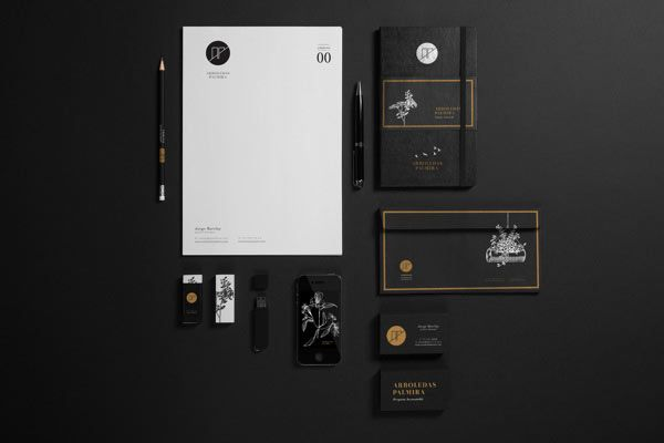 Arboledas Palmira - Branding by Diego Leyva