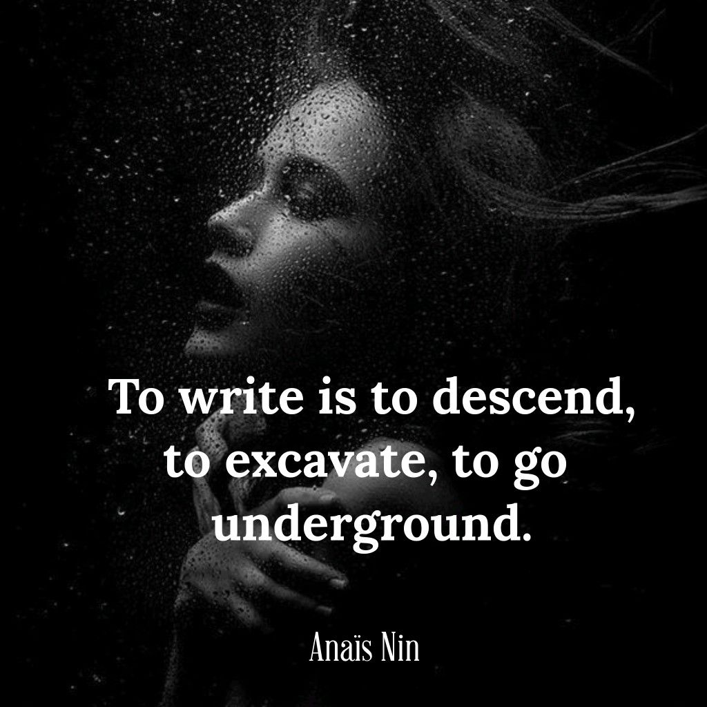 Anais Nin Quote Anais Nin Quotes Anais Nin Writers Write