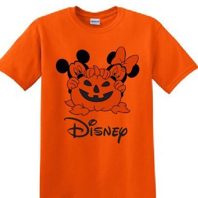 98f6245d1 Disney Customized Printed T-shirt Mickey Mouse Halloween Family Reunion  Kids Birthday Personalized Family Trip