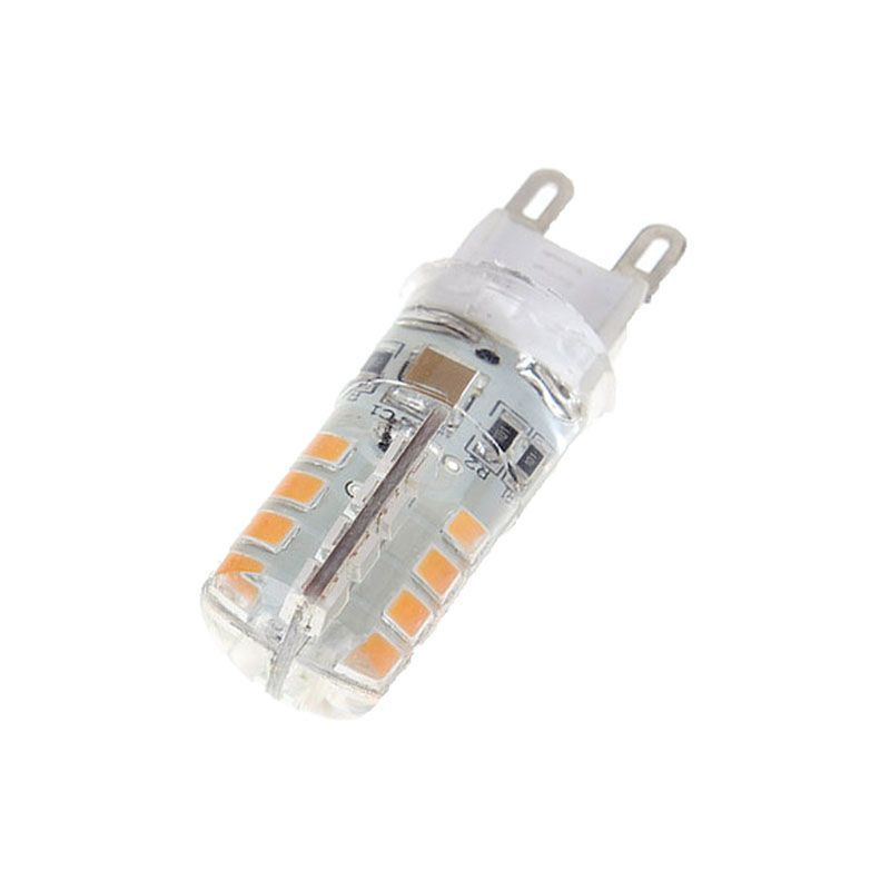 Diall G9 180lm Warm White Led Light Bulb Pack Of 2 Diy At Bq