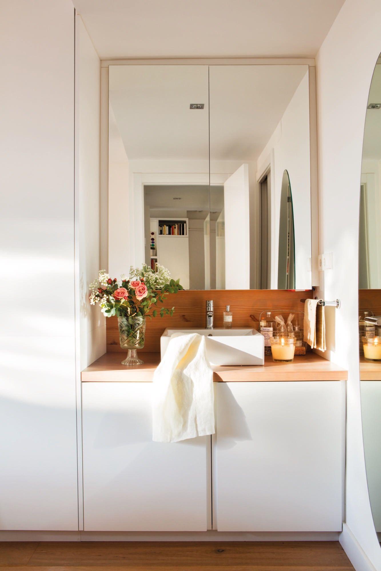 El Lavabo En El Dormitorio Decoracion Banos Decorar Banos