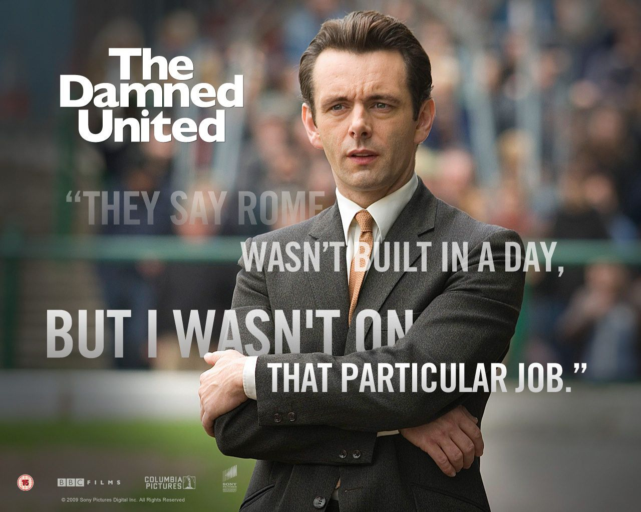 Michael Sheen Wallpaper The Damned United The Damned United Michael Sheen The Unit