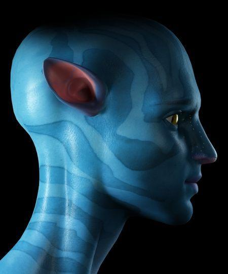 Avatar : Invasion de Navis chez Bellecour Ecoles d'Art - Mars 2010