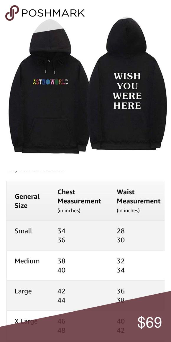 a6e0e0a0e6cf Travis Scott Astroworld Unisex Tee New with Tags! New Travis Scott merch  selling fast! Shirts