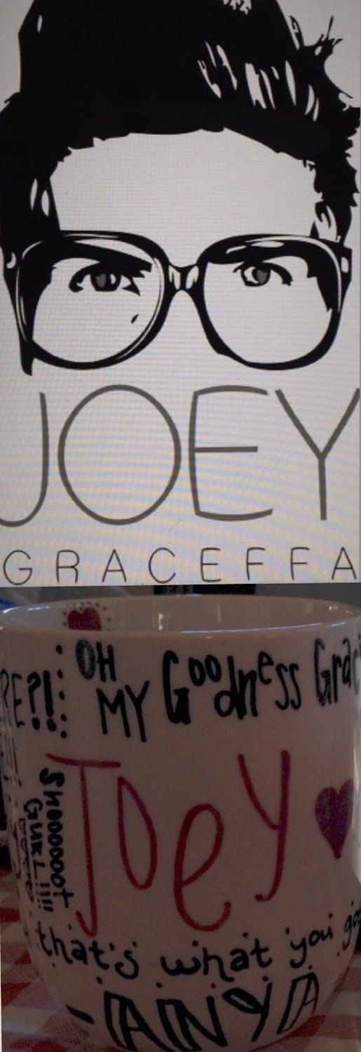 Hey, I found this really awesome Etsy listing at https://www.etsy.com/listing/223364883/joey-graceffa-mug