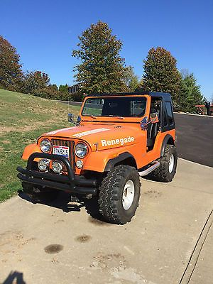 Ebay 1980 Jeep Cj Renegade Hard Top Convertible Removable 2 Doors 1980 Jeep Cj5 Renegade Jeep Jeeplife Usdeals Rssdata Net Jeep Cj Jeep Monster Trucks