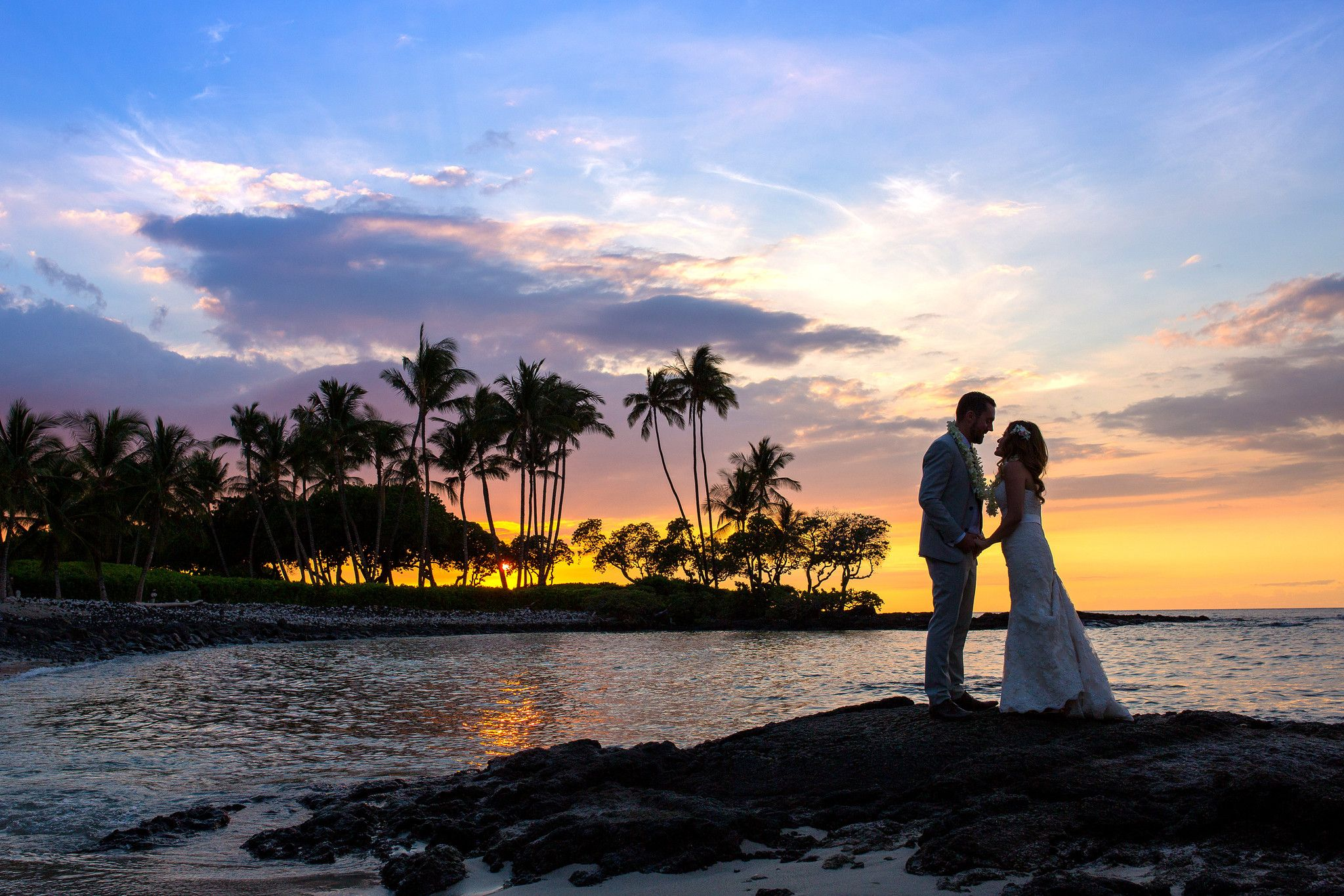 """""""I Do For Two"""" Elopement Package in 2020 Hawaii"""