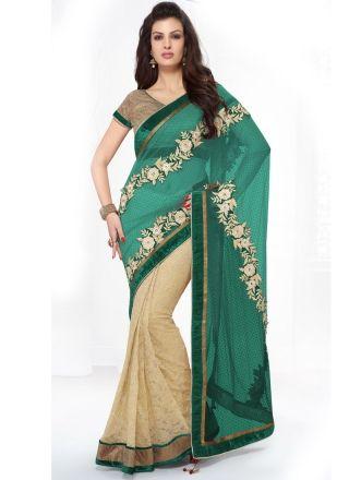 0a6322254c Pin by khushbupatel on Wedding Sarees | Half saree, Saree, Saree wedding