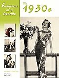 Fashions of a Decade: The 1930s (Fashions of a Decade) Cover