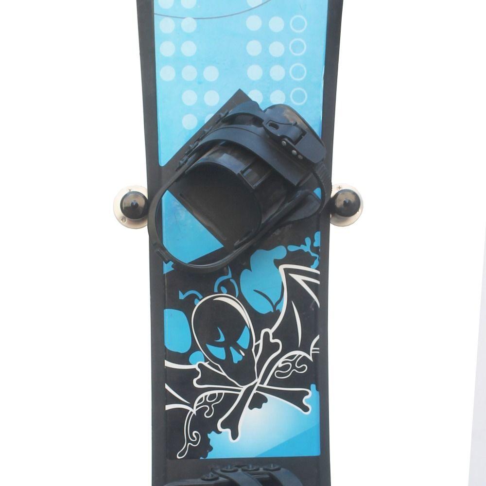 Clinch Design Ski And Snowboard Storage Display Wall Rack