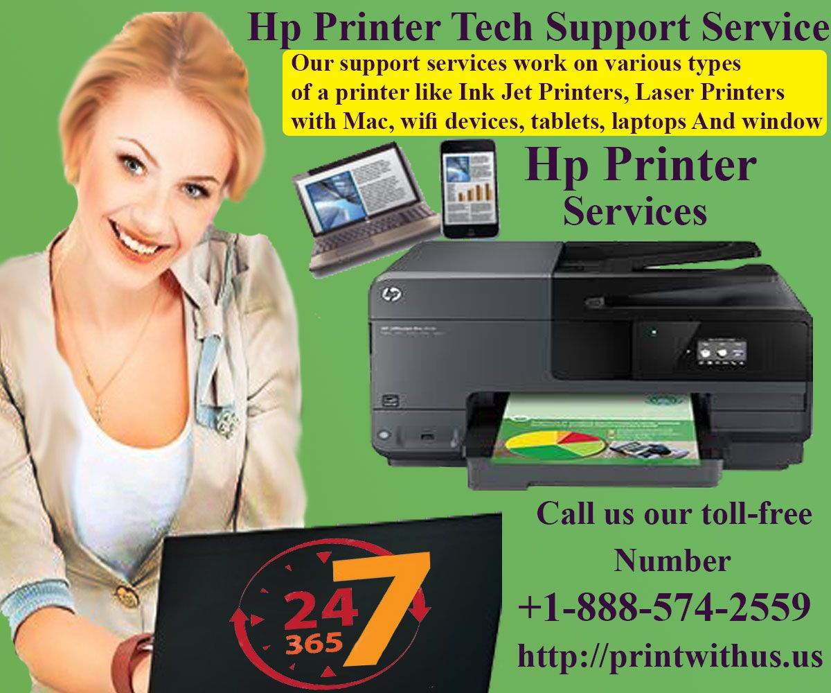 Contact Us HP Printers Tech Support Helpline Number