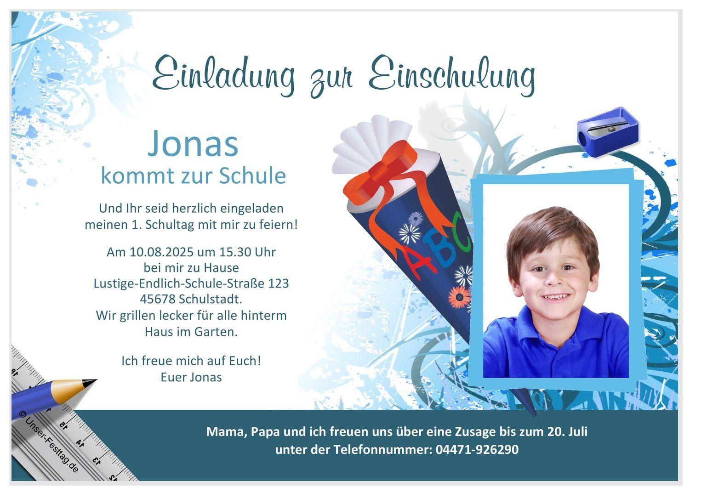 Einschulung Motiv Schultute Einschulung Einladung Einschulung Einladung Schulanfang