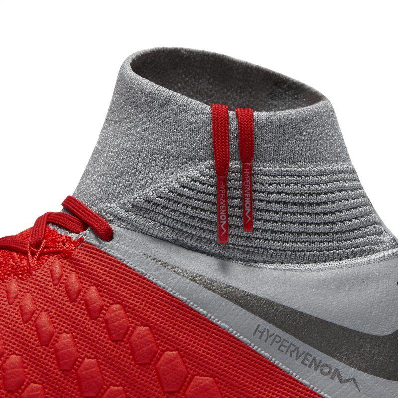 watch da9f0 22aec Nike Hypervenom III Elite Dynamic Fit AG-PRO Artificial-Grass Football Boot  - Red