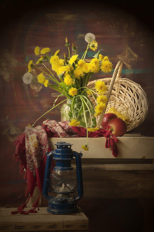 летом в саду by Lilia Kovalchuk on 500px | Tablolar, Resim ...