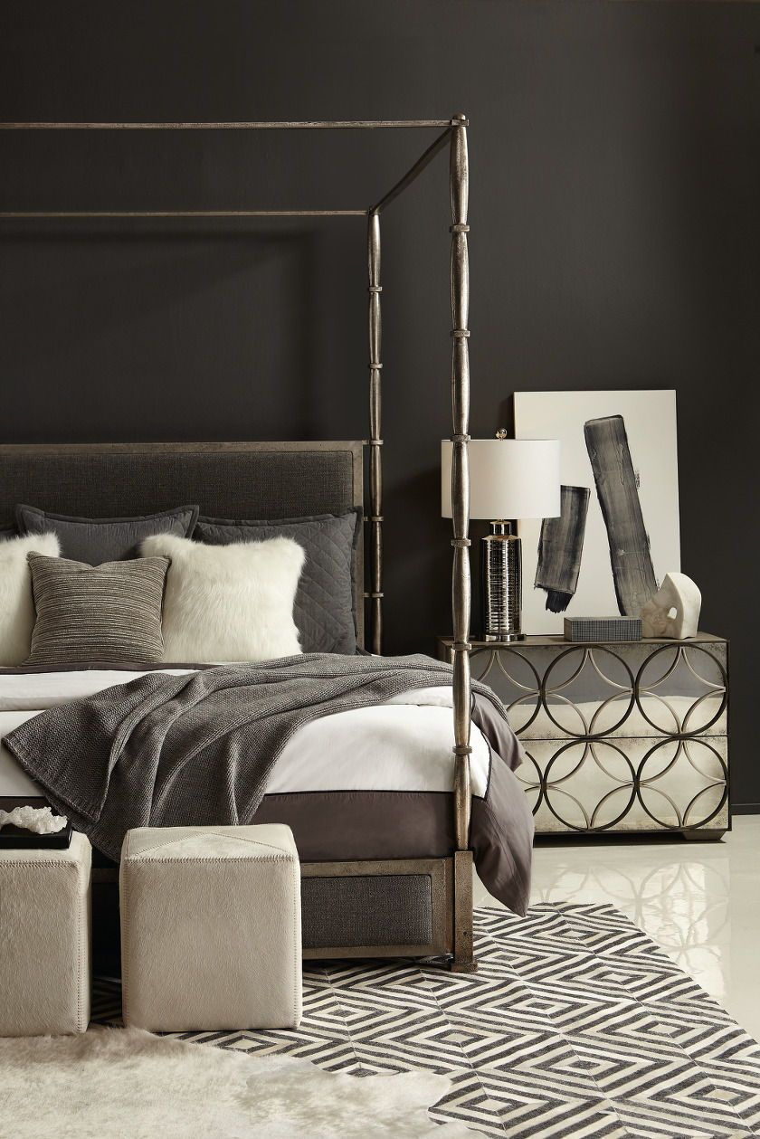 High End Bedroom Furniture in Montreal in 2020 Canopy