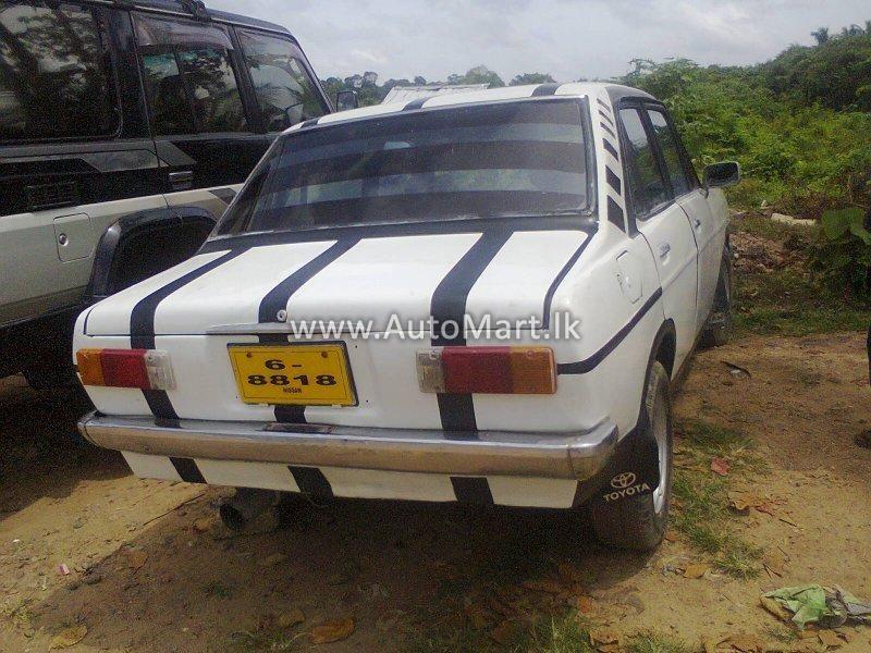 Registered Used Nissan B 110 Car For Sell At Colombo Sri Lanka