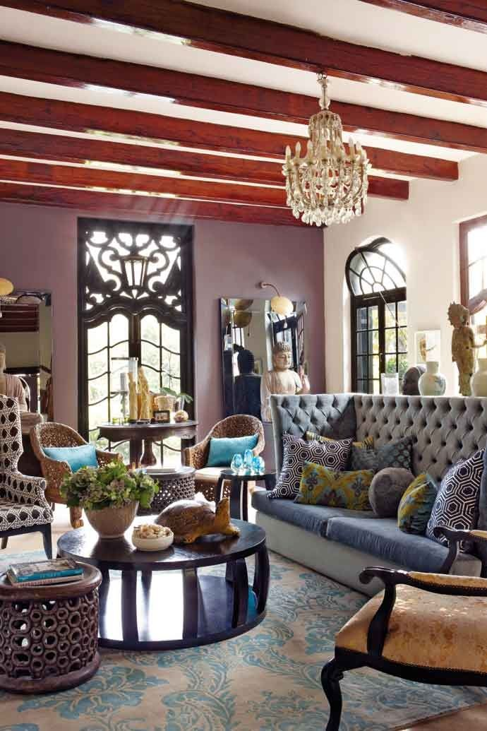 Living eclectic room interior exterior kitchen style design also pinterest decor home and rh
