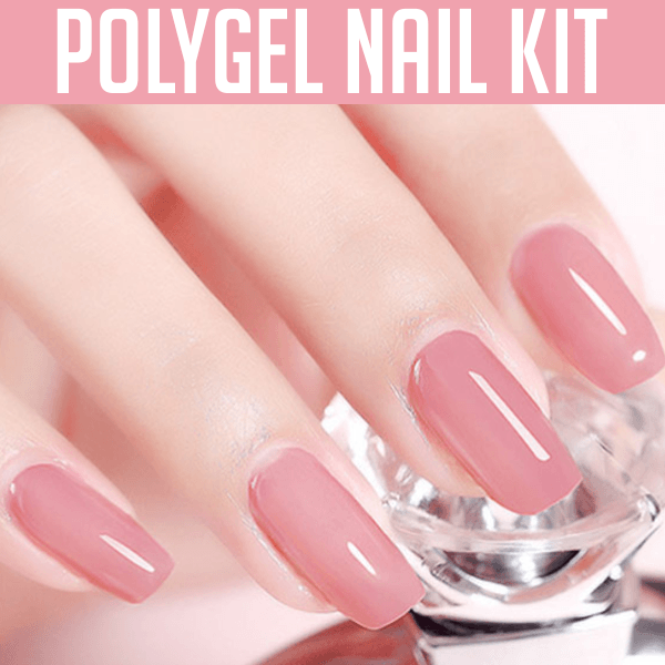 Polygel Nail Kit Kit Nail Polygel In 2020 Nail Kit Polygel Nails Gel Nail Kit