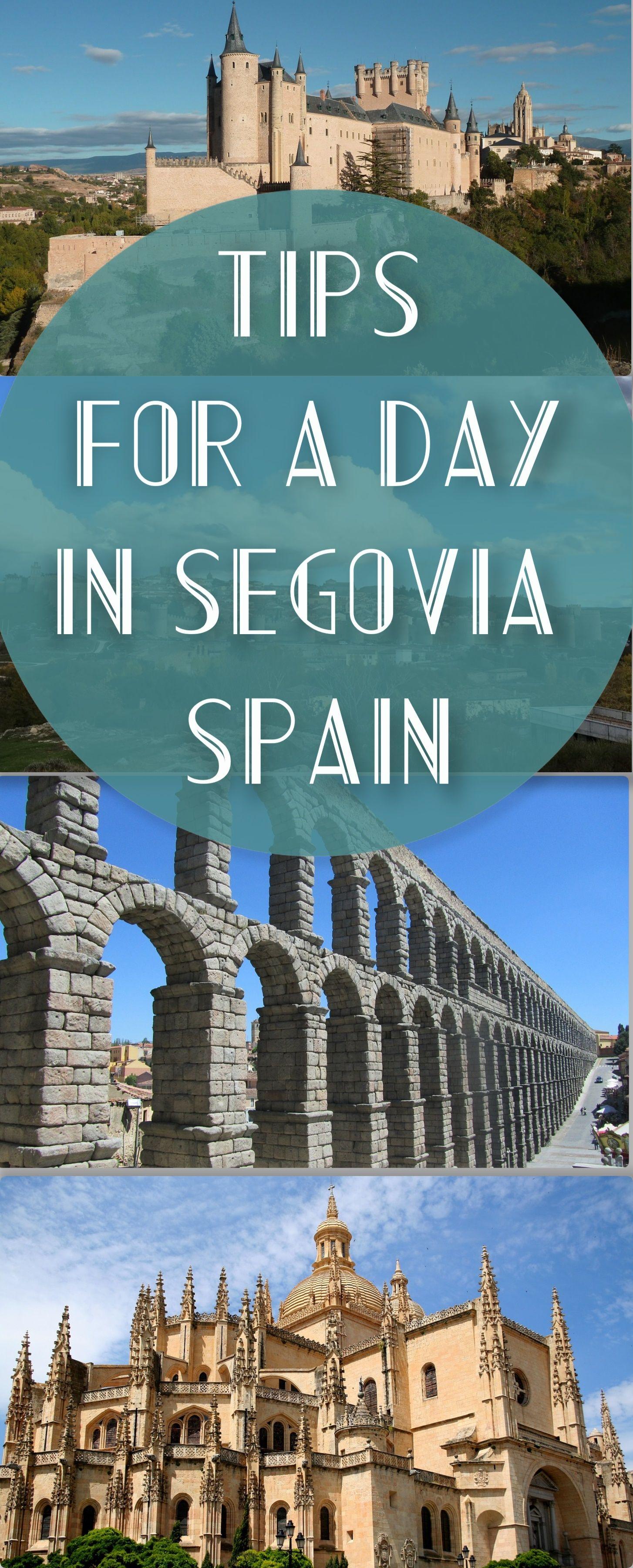 Travel Tips for Segovia, Spain