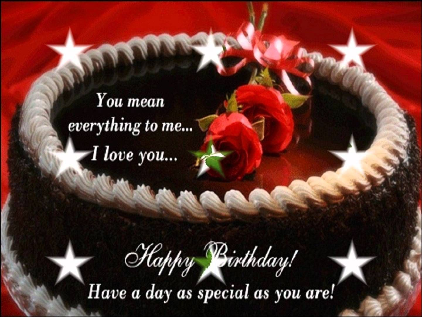Happy Birthday Wishes To Wife In English Happy Birthday Wishes