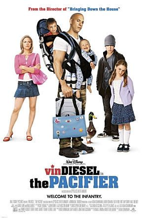 The Pacifier 2005 The Pacifier Movie Kids Movies Streaming Movies