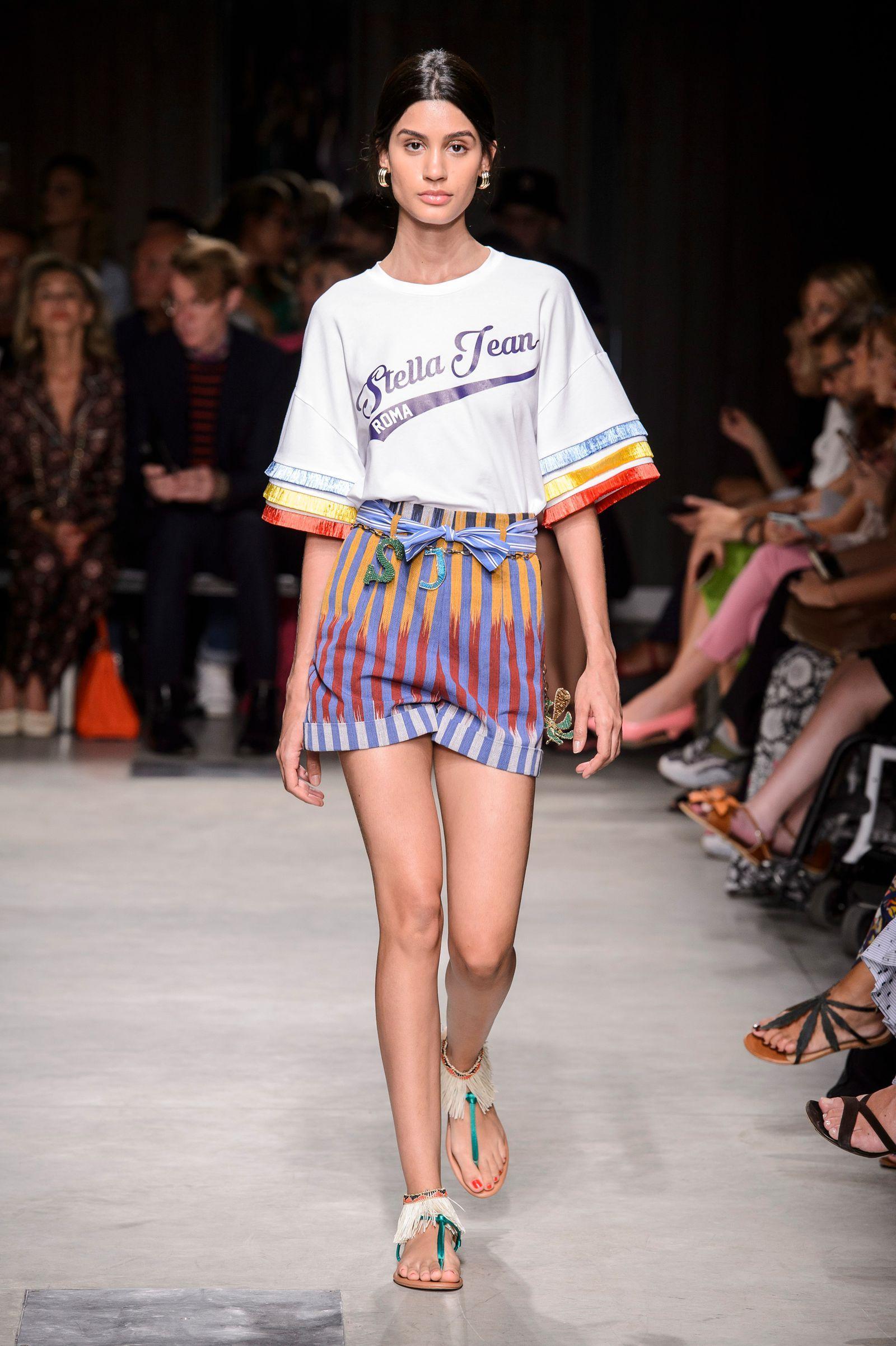 Stella Jean, la sfilata primavera estate 2019   Stile di