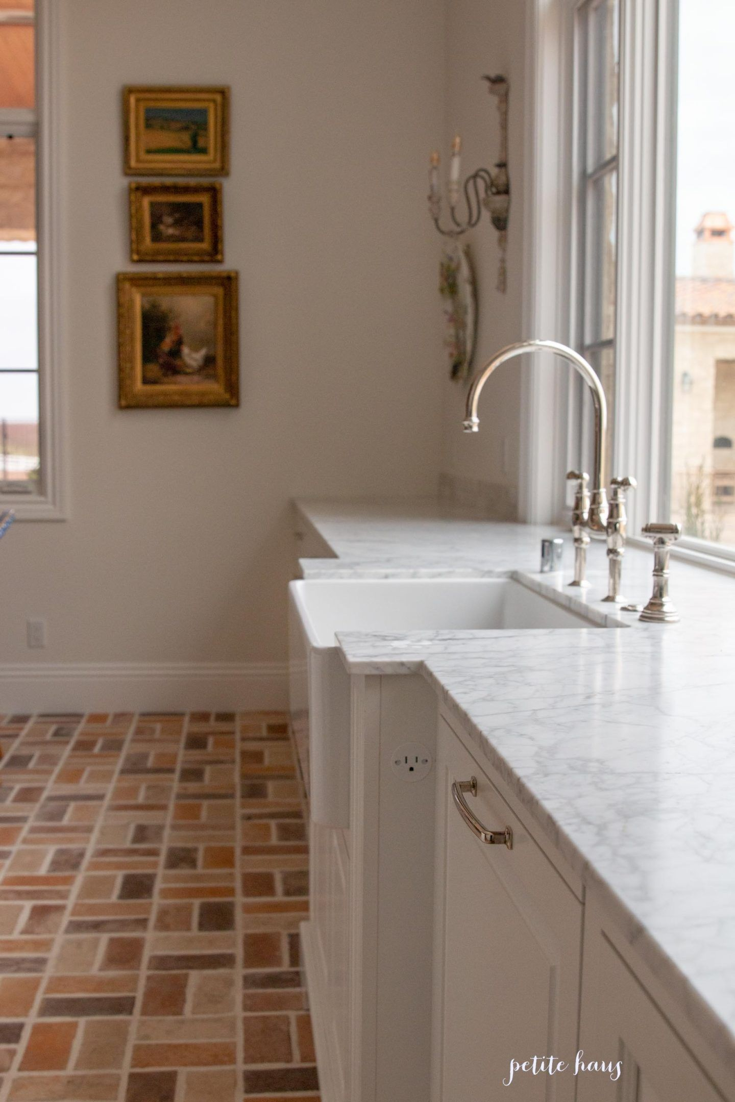 Why I Love My Marble Countertops In The Kitchen French Country