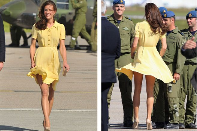 Tell more kate middleton bare question not