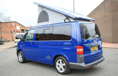 Hillside Birchover Compact Campervan Conversion From Derby Based Leisure Price GBP