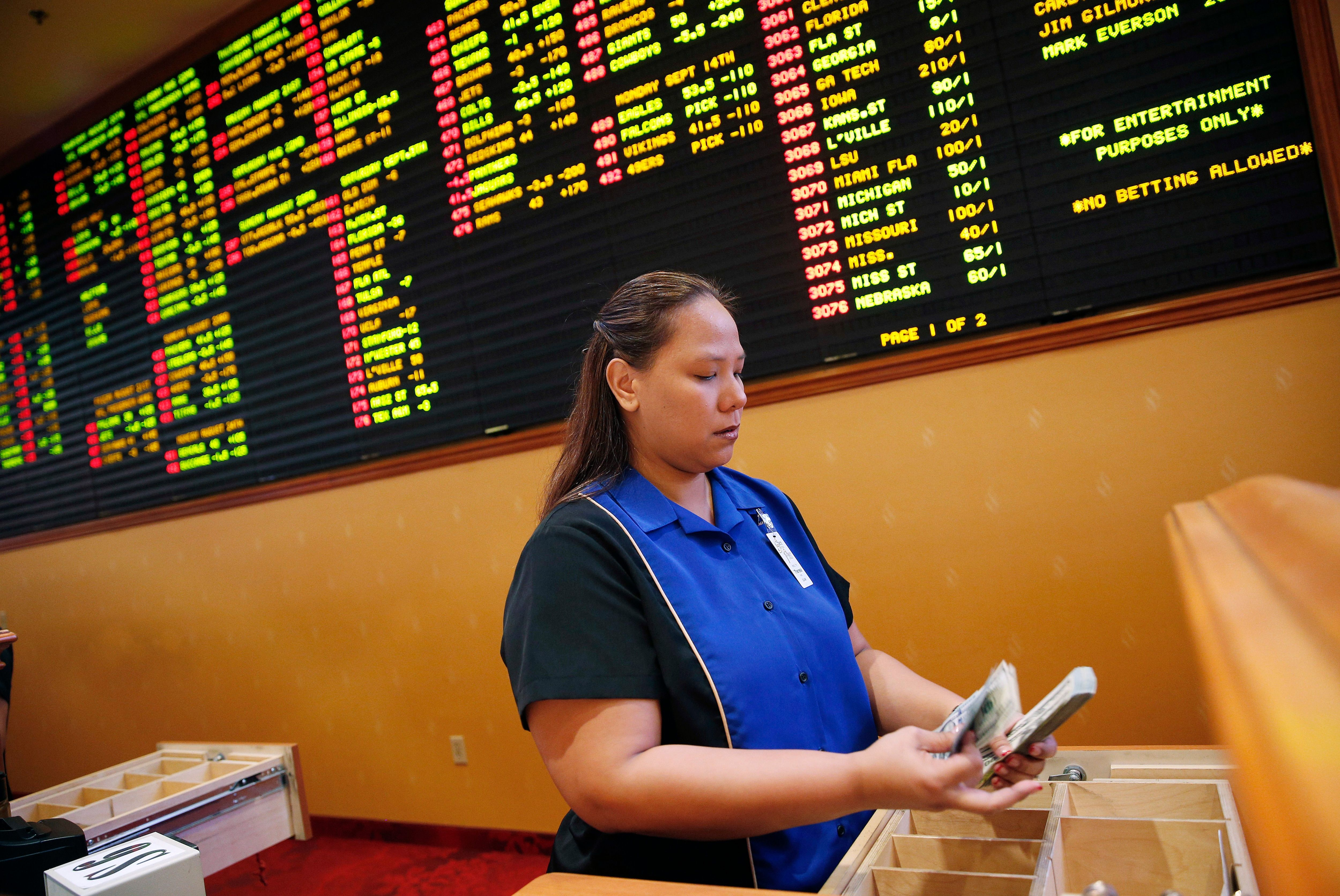 How Legal Sports Betting Could Benefit Pro Leagues
