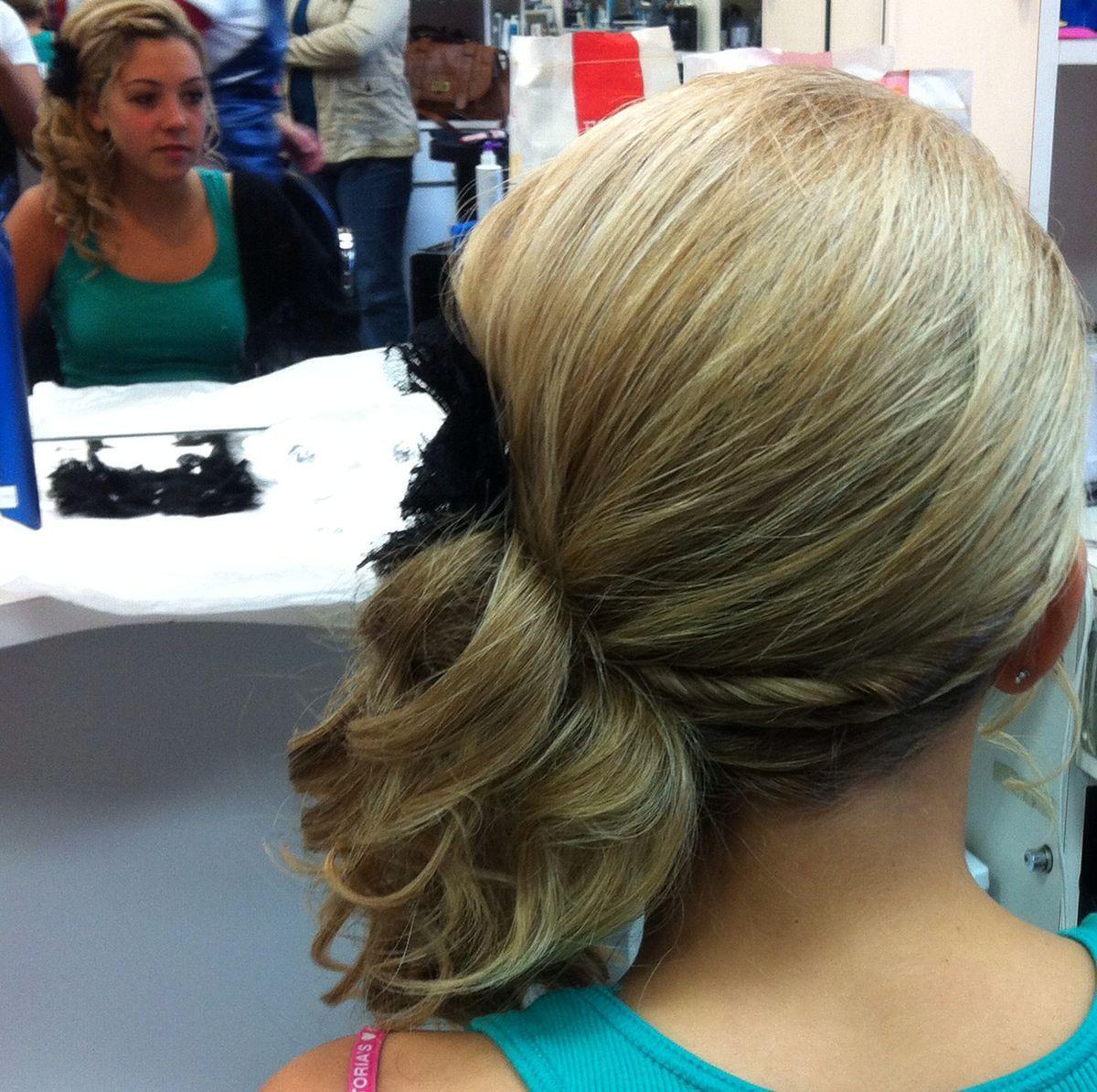 Wedding Hairstyles For Jr Bridesmaids: Bridesmaid Hair, Hair Styles, Hair