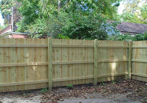 Residential Wood Fence Panels Amp Wood Fencing Installation Buffalo Fence Panels Wood Fence Design Backyard Fences