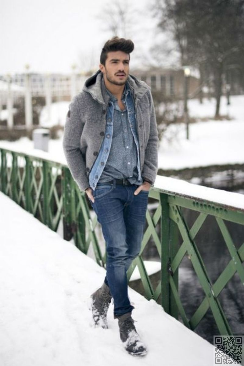 9. #Making Cold Weather Style Look Hot - 39 Sexy and # ...