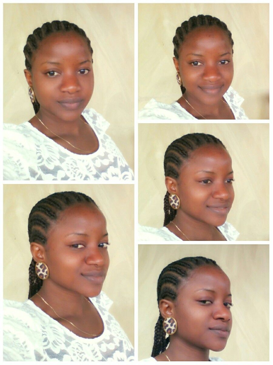 All Back Didi African Hairstyles Hair Styles Cool Hairstyles