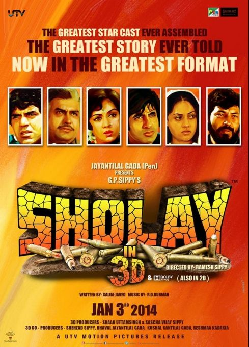 Sholay 1975 Hindi Movies Online Free Movies To Watch Online