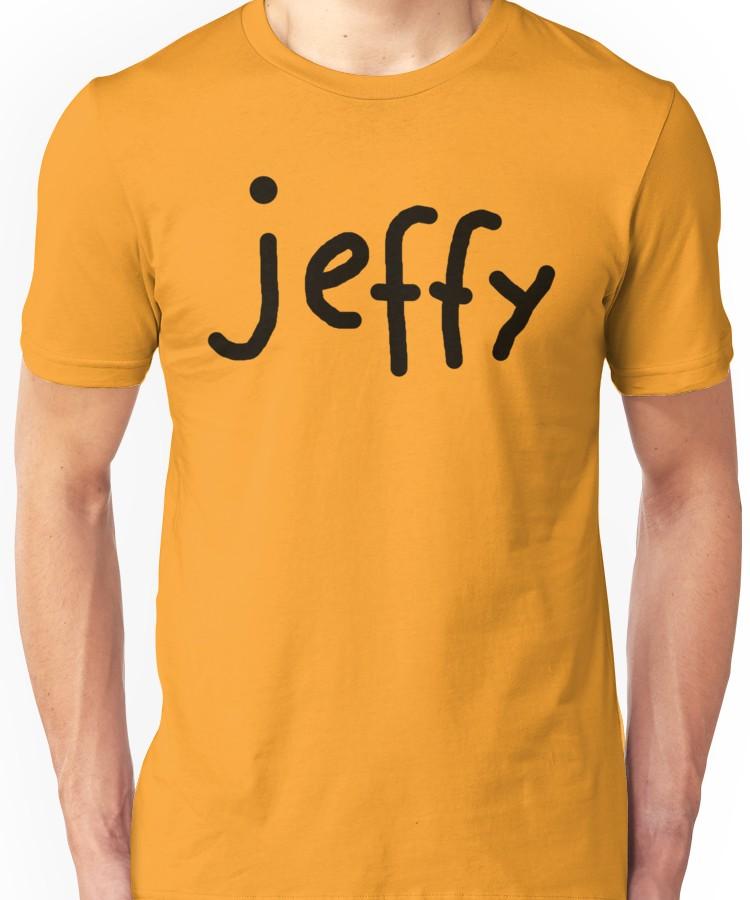 81e324eaca59 Jeffy Shirt Kids Yellow Boy Girl Tee - T-Shirt Unisex T-Shirt ...