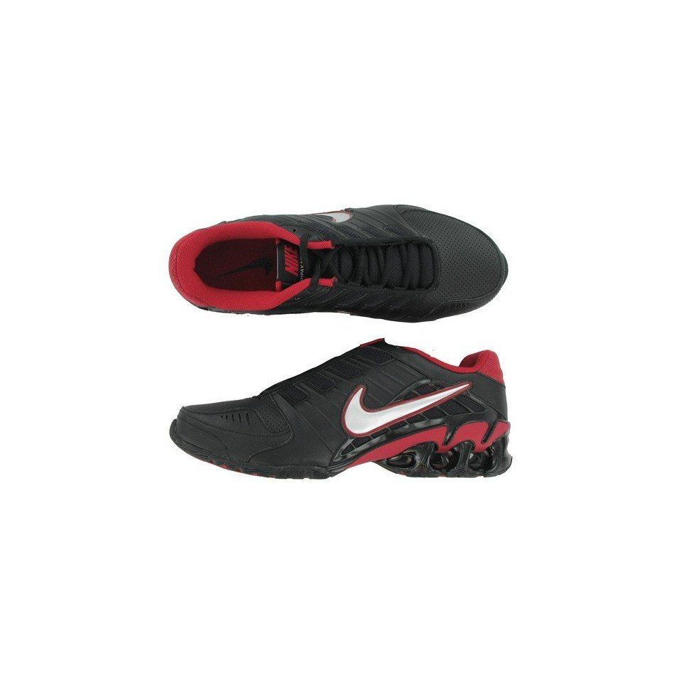 633dca08bc9b21 Nike IMPAX ATLAS 2 428972 016 Silver Red Shoes