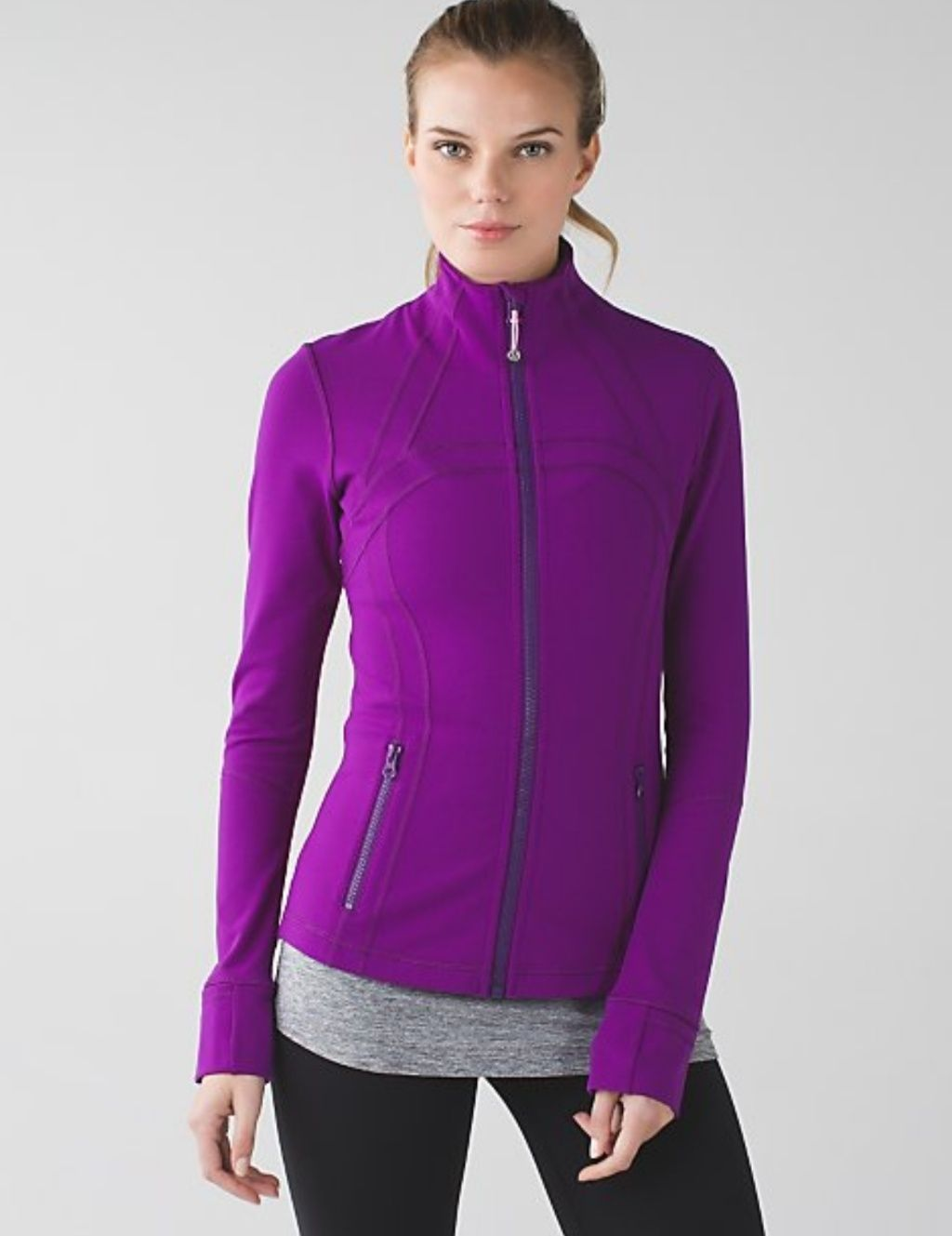b310a243977e9   Sale   Lululemon Violet Define Jacket