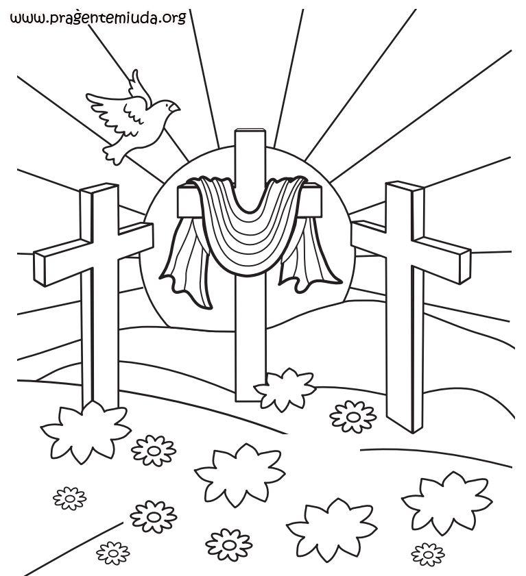 Desenhos Para Imprimir Cristo Ressuscitado Pesquisa Do Baidu Com