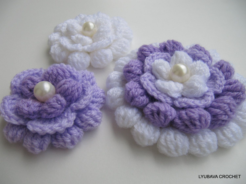 Pdf crochet 3d flower pattern beautiful crochet flower pattern pdf crochet 3d flower pattern beautiful crochet flower pattern lilac mosaic cluster izmirmasajfo Image collections