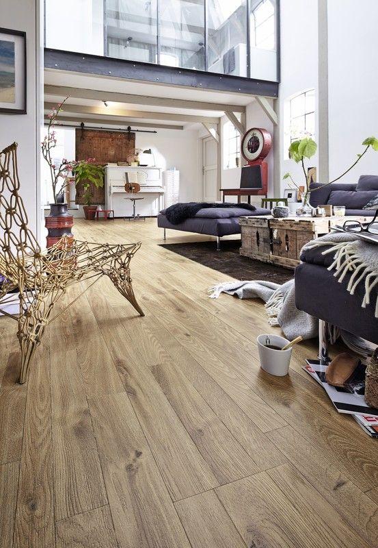 Laminat wohnzimmer modern  Laminat | Melango | LD 300 | 25 | Eiche Medici | 6410 ...